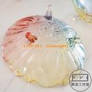 水果盤創意歐式玻璃糖果盆大號現代客廳家用水晶茶幾零食果籃【輕派工作室】