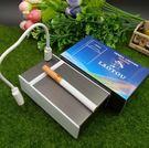 點煙器 創意長款男女士/細支煙盒20支裝...
