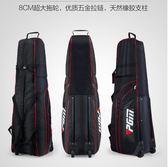 送防塵袋  高爾夫航空包 飛機托運 加厚版 可折疊 大拖輪球包wy