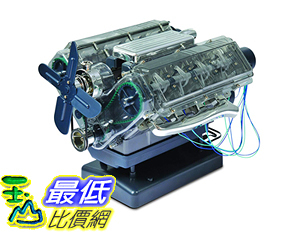 [8美國直購] Trends UK Haynes Build Your Own V8 Engine HM12USA