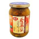 福成 蔭鳳梨 380g 玻璃罐(大) 素食可
