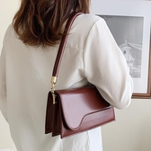 手拿包小包包女2020新款潮腋下包側背法棍復古洋氣百搭流行質感手拿包 嬡孕哺