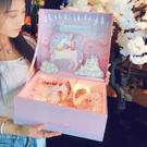 禮物盒女生版大號空盒網紅ins風生日禮盒包裝盒禮品空盒子送男友 設計師
