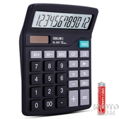 計算器辦公用會計專用太陽能計算器學生用帶語音大學財務小號 京都3C