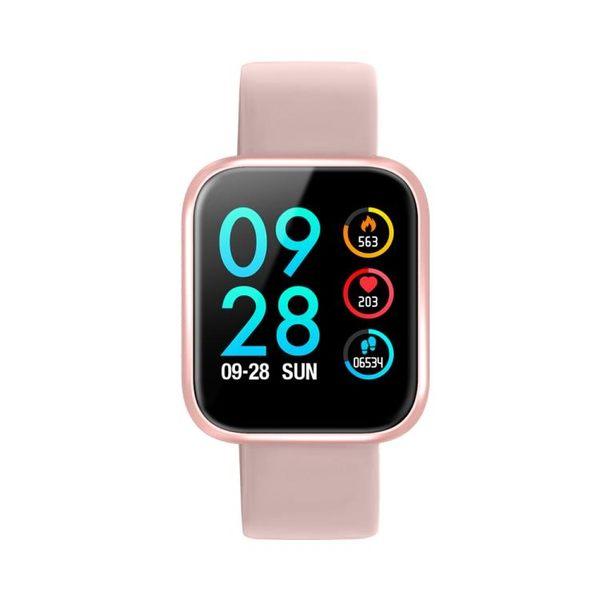 618大促智慧手環測血壓心率睡眠健康彩屏運動智能手錶藍牙記計步來電line 24H出貨
