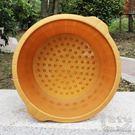 塑料耐摔按摩加厚加高家用足浴桶 YX2066『美鞋公社』