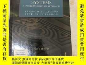 二手書博民逛書店INFORMATION罕見SYSTEMS信息系統Y189406
