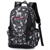 旅行包大容量電腦背包新款學院風後背包igo爾碩數位3c