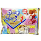 冬之戀3合1巧克力袋裝161g【愛買】