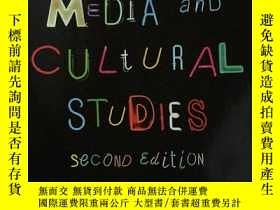 二手書博民逛書店How罕見to Do Media and Cultural St