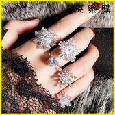 戒指-日韓潮人戒指時尚個性大氣食指飾品尾戒