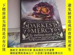 二手書博民逛書店The罕見Final Breathtaking Wicked Lovely Book: Darkest Mercy