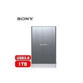 [NOVA成功3C] Sony HD-S1A 銀色 1TB USB3.0 2.5吋超薄型行動硬碟喔!看呢來