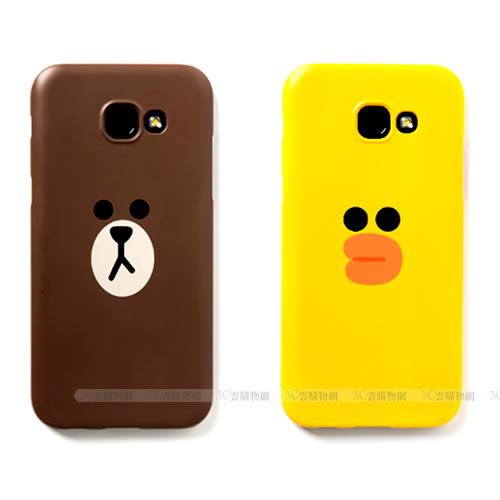 Samsung Galaxy A5 (2017版) A520F LINE FRIENDS 聯名背蓋/保護殼