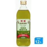 囍瑞特級純葡萄籽油1L*12【愛買】