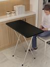折疊桌 餐桌小戶型簡約學生家用吃飯租房方...