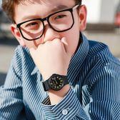 夜光兒童手錶男學生防水男童男孩運動電子【韓國時尚週】