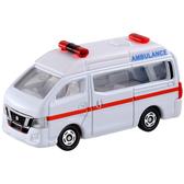 TOMICA 多美小汽車NO.018 日產NV350救護車