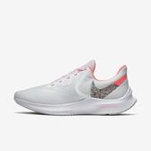 Nike W Zoom Winflo 6 [AQ8228-102] 女鞋 運動 休閒 慢跑 輕量 健身 透氣 避震 白橘