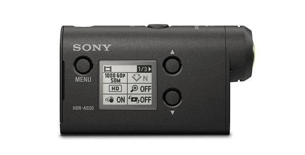來店國旅卡 晶豪泰 專業攝影 贈16G記憶卡 SONY 運動攝影機 HDR-AS50 4K 縮時攝影 公司貨 另售gopro SJ