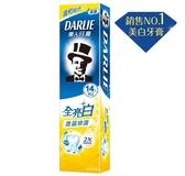黑人全亮白微晶修護牙膏140g