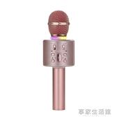 兒童話筒寶寶麥克風小孩音樂玩具無線卡拉ok唱歌機帶擴音充電女孩-享家生活館 YTL