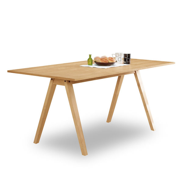 餐桌【時尚屋】[C7]丹肯5.6尺餐桌C7-959-1免組裝/免運費/餐桌