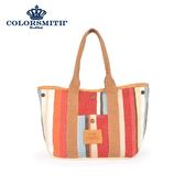 【COLORSMITH】OR.質感托特包.OR1066-RS-S