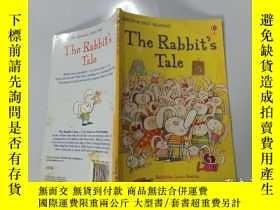 二手書博民逛書店The罕見Rabbit s Tale:兔子的故事Y200392
