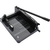 碎紙機慧夢858A4重型厚層切紙機裁紙刀切紙機厚 小型裁刀手動裁切機名片切卡機 LX HOME 新品