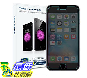 [美國直購] 保護膜 iPhone 6 Plus Glass Screen Protector Tech Armor Privacy Ballistic Glass iPhone 6 Plus (5.5-inch)