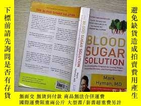 二手書博民逛書店The罕見Blood Sugar Solution:...Y20