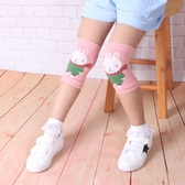 護膝 兒童護膝純棉夏季薄款戶外運動防摔襪套女童空調房保暖護膝蓋襪套 芊墨左岸