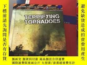 二手書博民逛書店Terrifying罕見TornadoesY267886 ISB