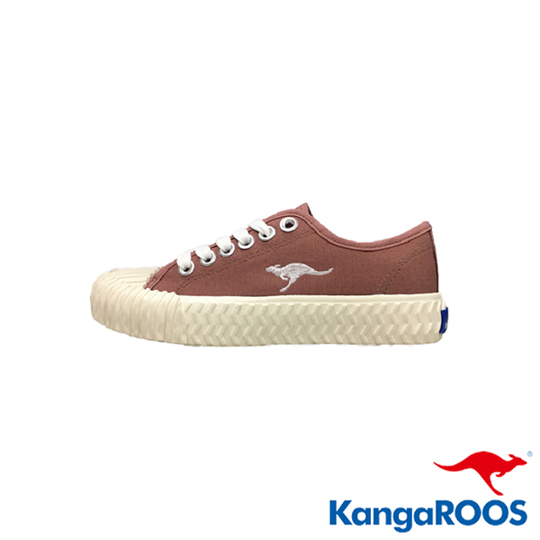 KangaROOS 女款 CRUST系列 餅乾鞋 口袋鞋 - 奶茶色 KW91272
