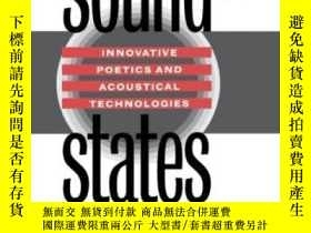 二手書博民逛書店Sound罕見States: Innovative Poetic