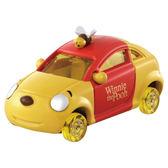 迪士尼小汽車 DM-18 維尼蜂蜜車(蜂蜜輪)_ DS96757