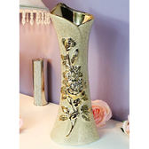 HONEY COMB 玫瑰噴砂心型花瓶 FB58