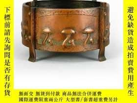 二手書博民逛書店Arts罕見and Crafts Metalwork: From