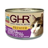 GHR貓用無穀主食罐袋鼠肉雞肉配方175g