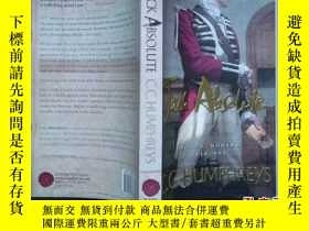 二手書博民逛書店Jack罕見Absolute((Officer,warrior,lover,spy)(英文原版書)Y7293