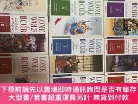 二手書博民逛書店LONE罕見WOLF & CUBY127742 小池一夫 KAZUO KOIKE PANINI 出版2003