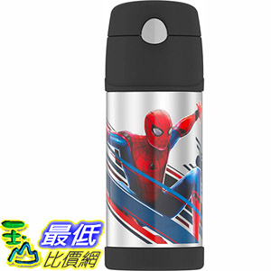 [8美國直購] 保溫瓶 Thermos F4016SP6 12 OZ Bottle Spiderman, B000YGJYJ8 12 Ounce