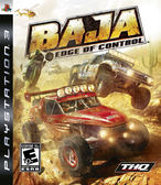 PS3 BAJA: Edge of Control BAJA 極限長征(美版代購)
