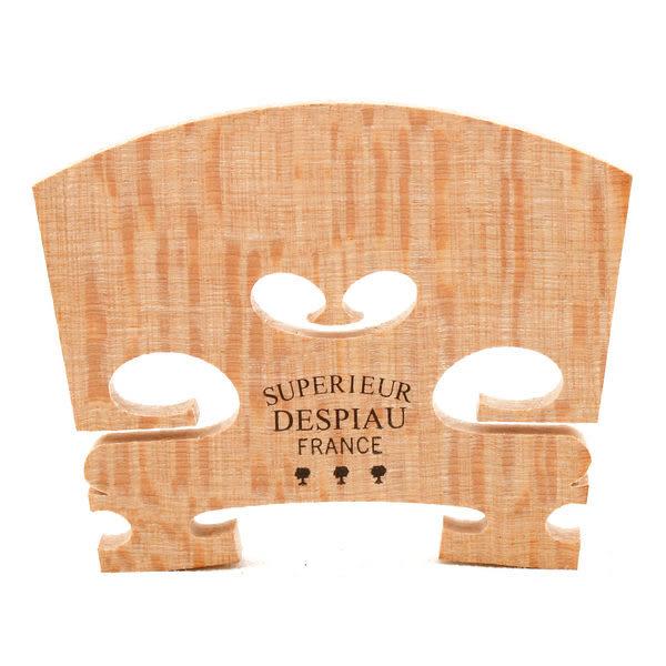 【小叮噹的店】V11A 原廠 法國 Despiau SUPERIEUR 3顆樹 小提琴 琴橋