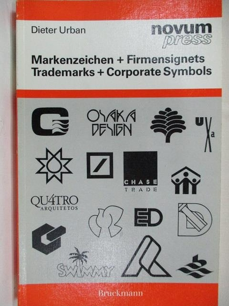 【書寶二手書T8/藝術_DU8】Urban Markenzeichen+Firmensignets…_novum press