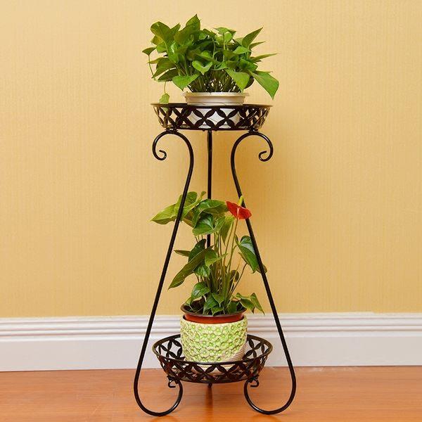綠蘿吊蘭花盆架子