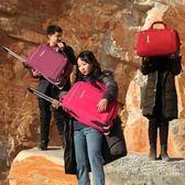 旅行包女手提拉桿包男大容量行李包防水摺疊登機包潮新韓版旅游包  WD