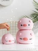 豬拍拍樂存錢罐兒童防摔儲錢罐抖音網紅女生有趣 水晶鞋坊