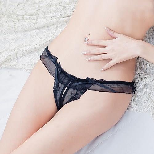 情趣內褲 蕾絲性感丁字褲 性感內褲~流行E線B6107